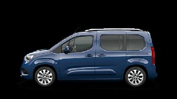 Opel Combo Life 1,6 л МКПП-5 Edition L2 2021 (виробництво до 30.06.2021)