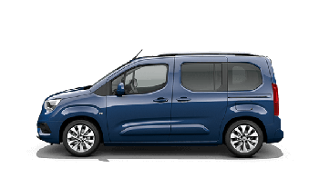 Opel Combo Life 1,6 л МКПП-5 Elegance L2 2021