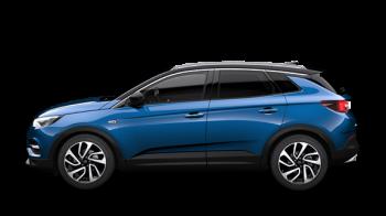 Opel Grandland X 1,5 л АКПП-8 Innovation 2021 (лімітований склад)