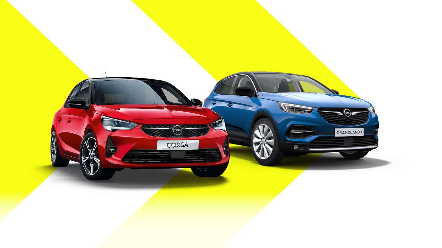 Opel переходить вонлайн, щоб залишатися поруч звами