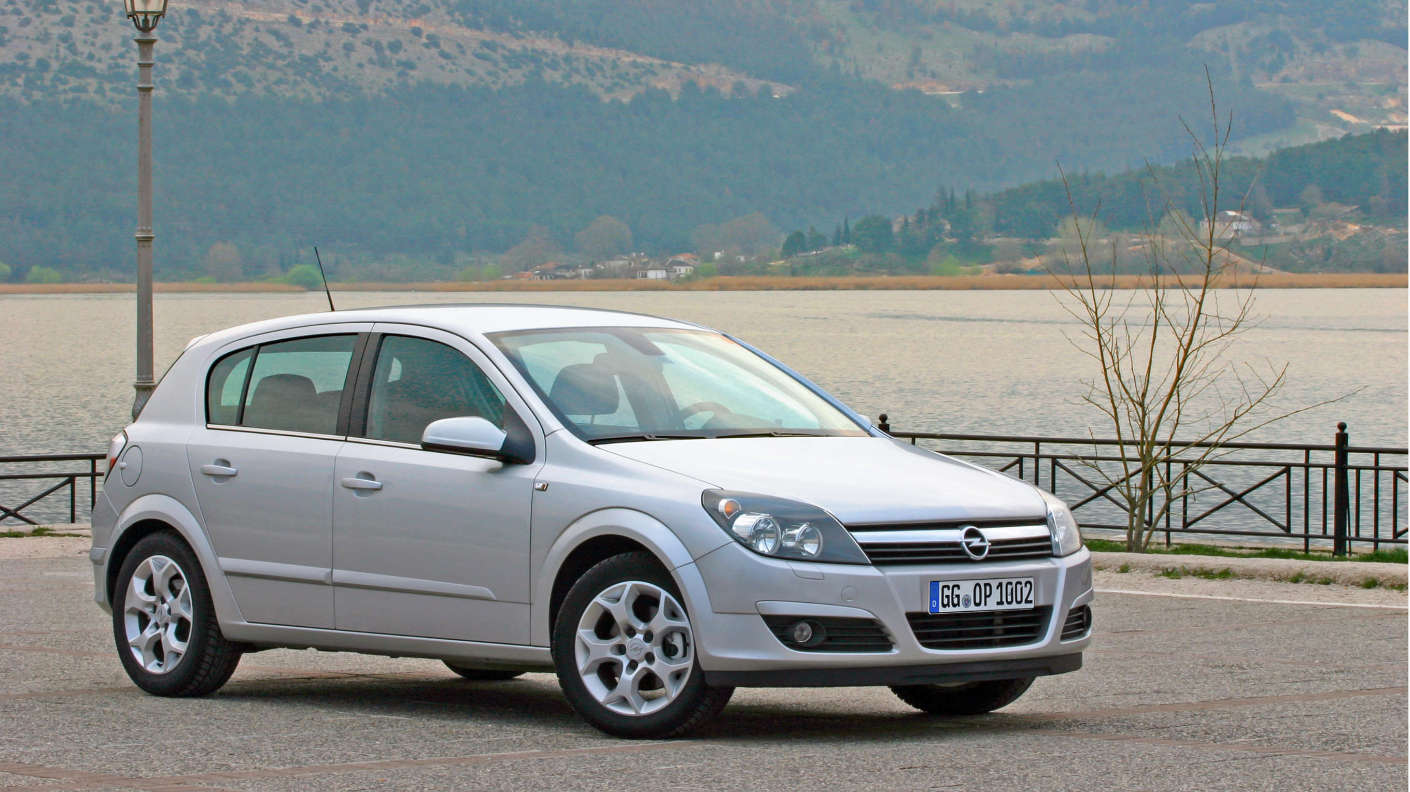 Opel Astra H зразка 2003 року