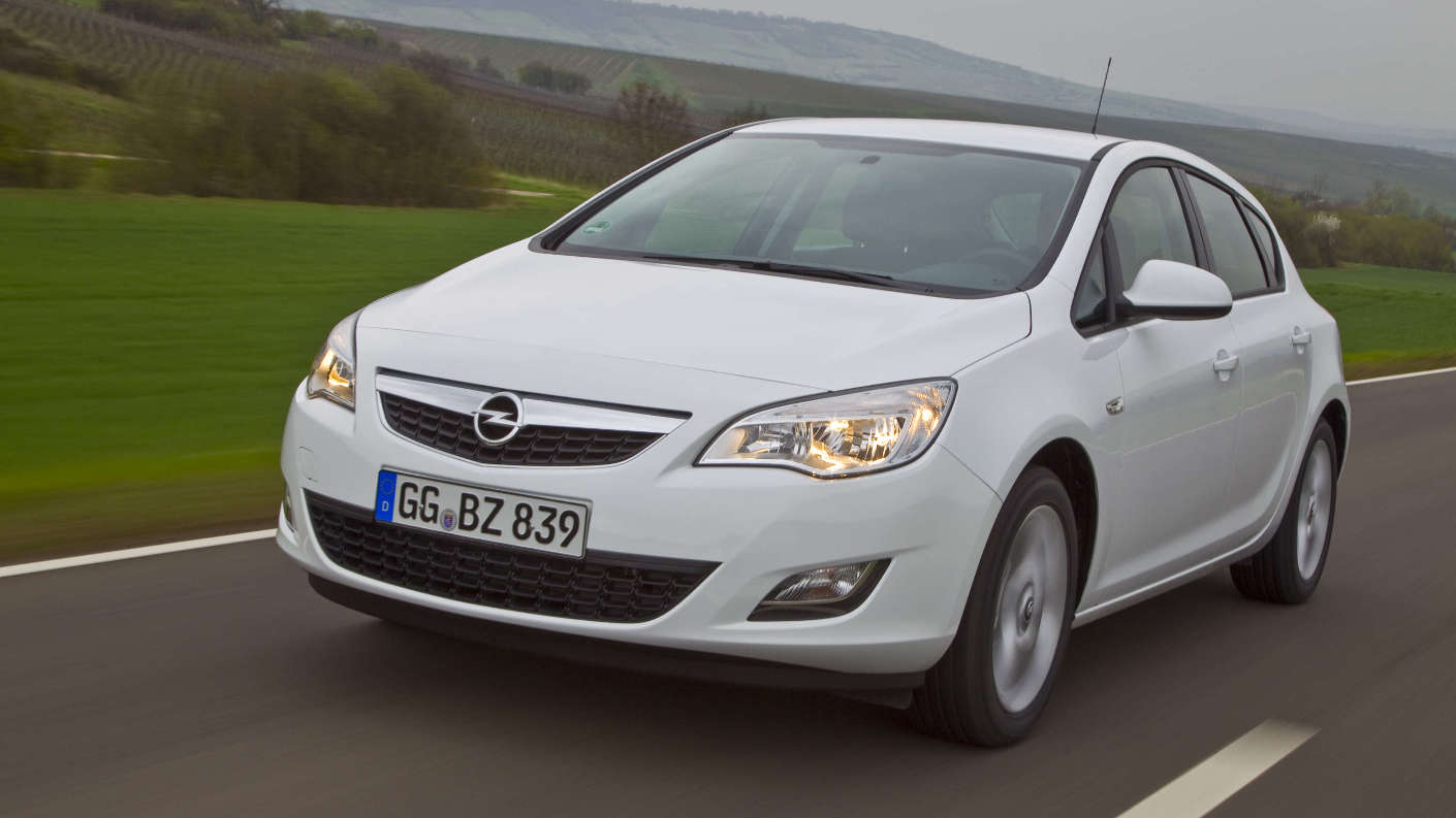 Opel Astra G зразка 2009 року