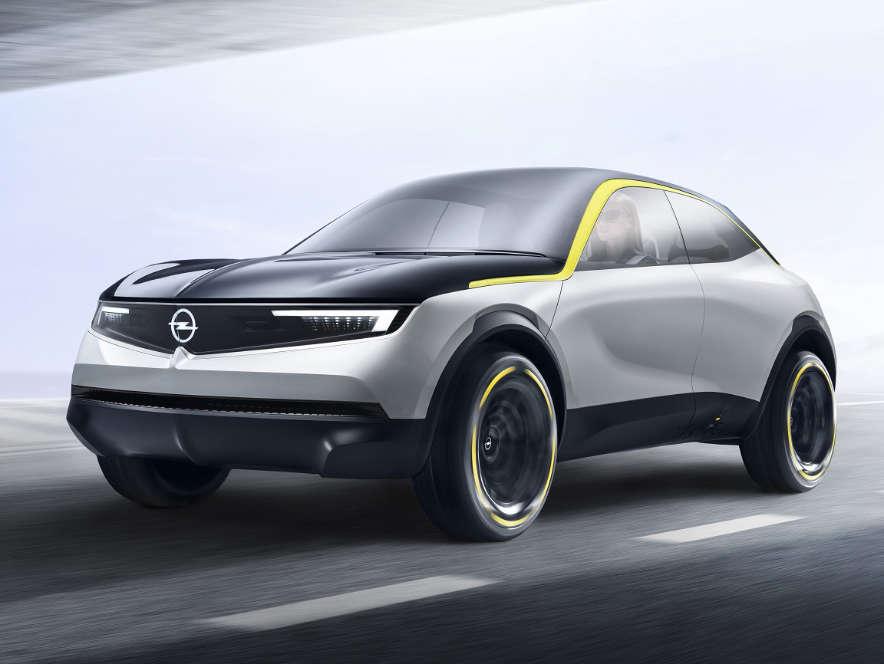Зовнішній вигляд Opel GTExperimental
